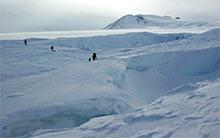 Ледник QUINTINO SELLA