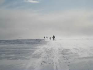 Отчёт о прохождении лыжного туристского спортивного маршрута третьей категории сложности в районе Кольского полуострова