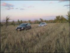 Отчет об автомобильном путешествии по Западно-Казахстанской области республики Казахстан