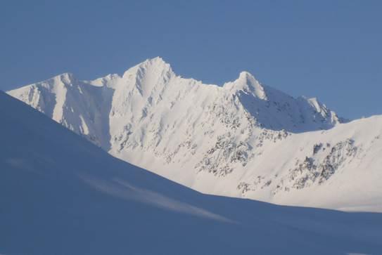 Отчёт о лыжном путешествии по Восточной Чукотке