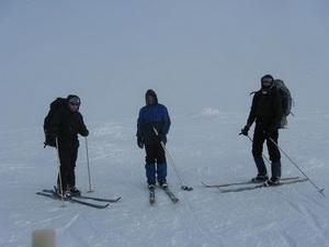 Отчёт о лыжном спортивном походе IV категории сложности по Кольскому полуострову Мурманской области в районе Ловозерских и Хибинских тундр (Россия)