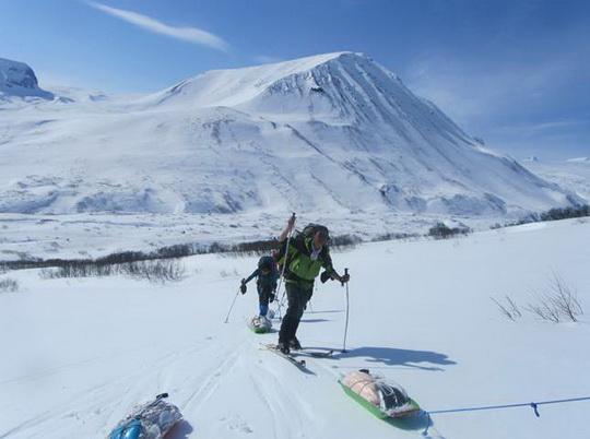 Отчёт  о прохождении лыжного туристского спортивного маршрута шестой категории сложности по Срединному хребту,