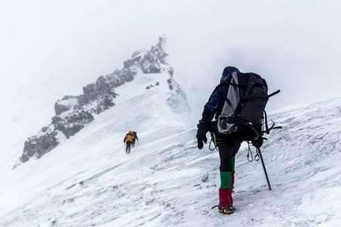 Отчет о лыжном походе 6 к.с. по Восточной части Камчатского полуострова