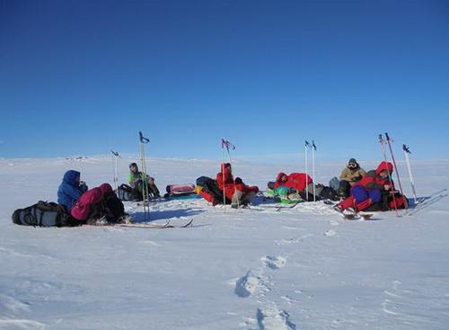Отчёт о лыжном туристском походе 3 категории сложности по Кольскому полуострову