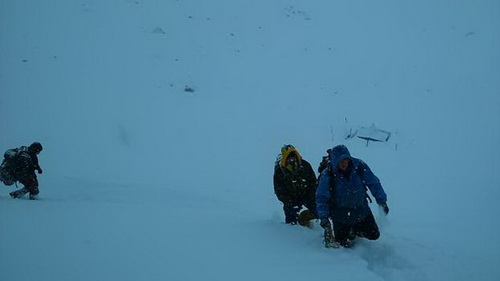Отчёт о прохождении лыжного туристского спортивного маршрута 4 категории сложности по Полярному Уралу