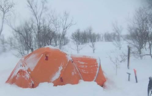 Отчет о прохождении лыжного туристского спортивного маршрута V категории сложности по Приполярному Уралу