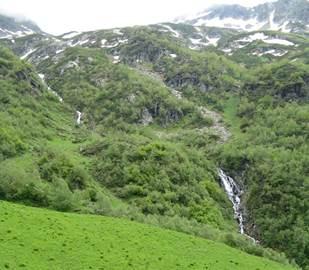 Отчёт  о прохождении пешеходного туристского похода первой категории сложности по Западному Кавказу