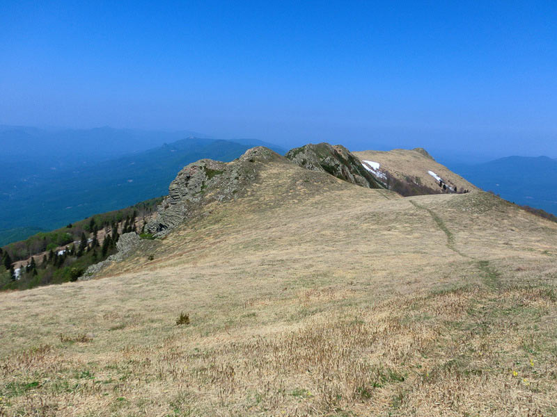 Отчёт о пешем туристском походе первой категории сложности по западному Кавказу