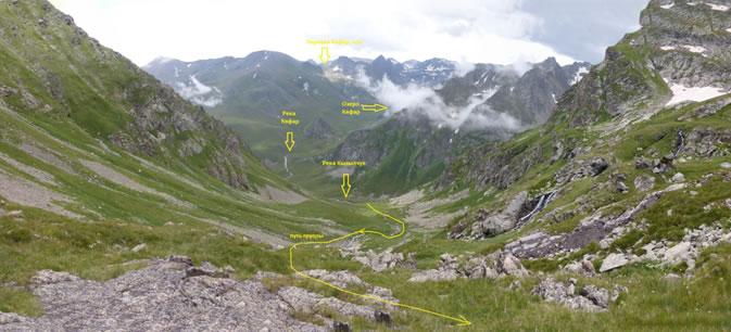 Отчёт о прохождении пешеходного туристского спортивного маршрута 3 категории сложности по Западному Кавказу