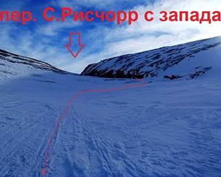 Отчёт о прохождении лыжного туристского спортивного маршрута второй категории сложности по Кольскому п-ву (Хибины)
