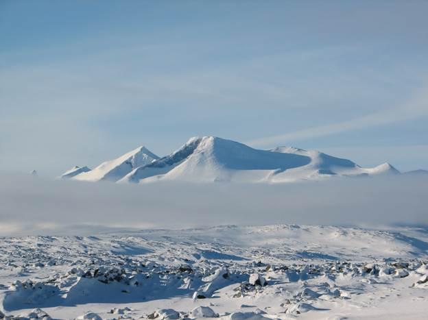 Отчет о прохождении лыжного туристского спортивного маршрута 3 категории сложности по Швеции