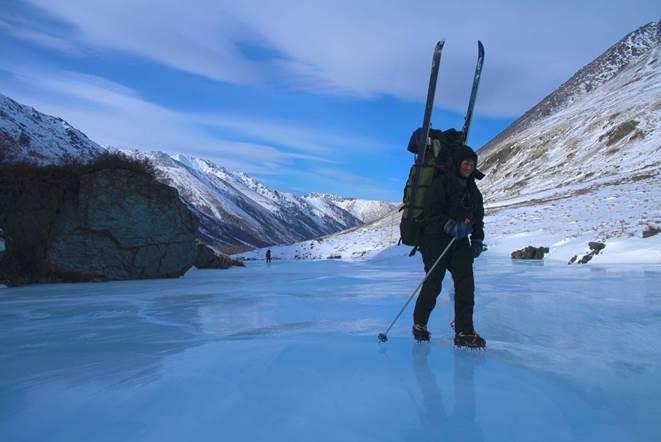 Отчёт о лыжном спортивном походе четвертой категории сложности по юго-западной Тыве