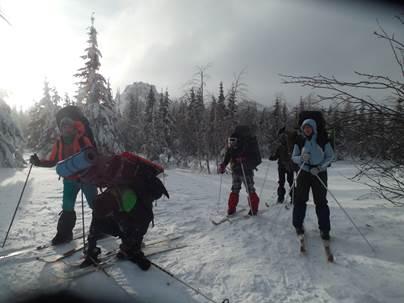 Отчет о прохождении лыжного туристского спортивного маршрута первой категории сложности по Южному Уралу