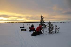 Отчет  о прохождении лыжного туристского спортивного маршрута третьей категории сложности в районе южной части Полярного Урала
